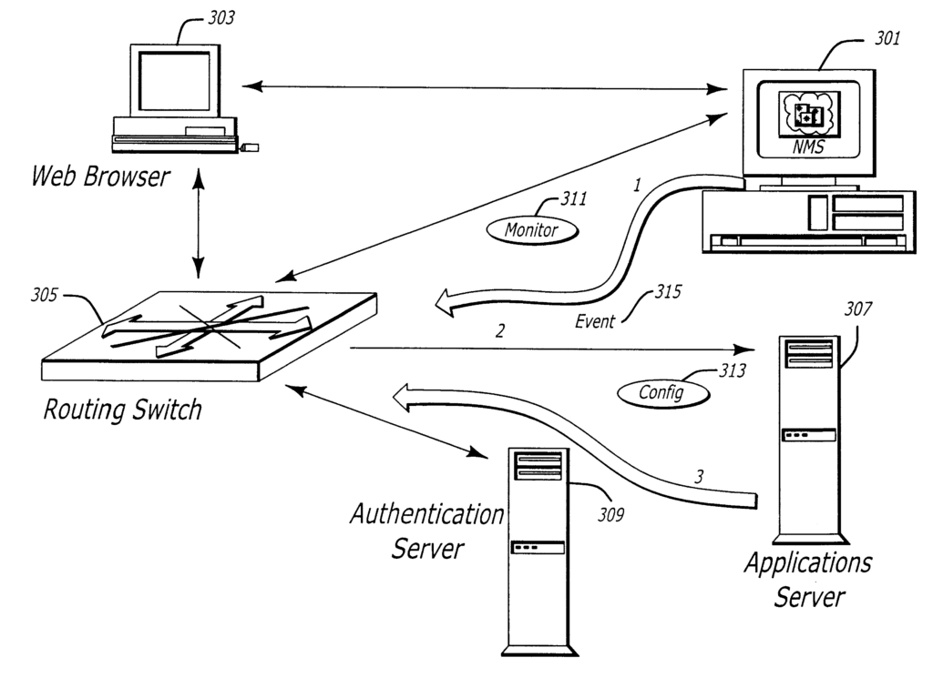 Network apparatus with Java co-processor