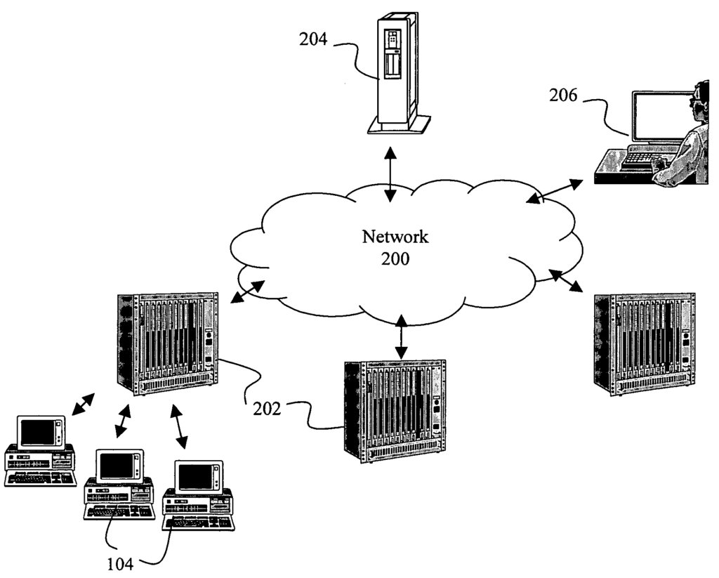 Method and apparatus for dynamically loading and managing software services on a network device